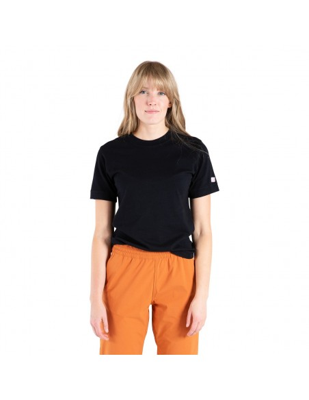 Topo Designs Womens Rec Tee Back Onbody Front