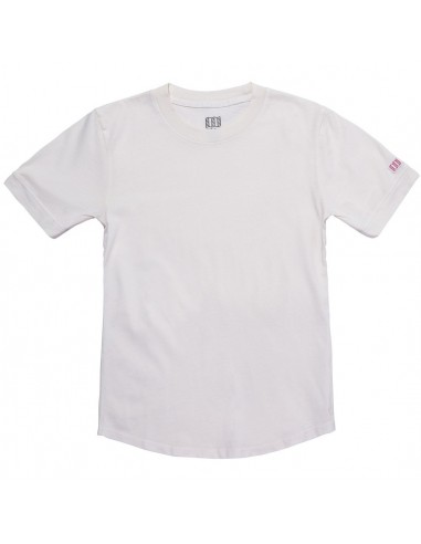 Topo Designs Womens Rec Tee Natural Offbody Front