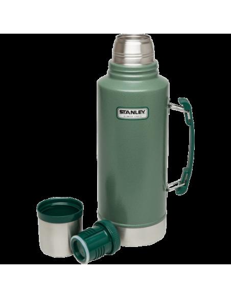 Stanley Termoska Classic Vacuum Insulated Bottle 1,9L Zelená Spredu 2