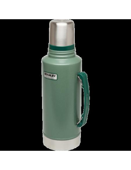Stanley Termoska Classic Vacuum Insulated Bottle 1,9L Zelená Uhol