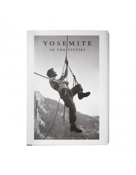 Patagonia Book Yosemite In the Fifties: The Iron Age