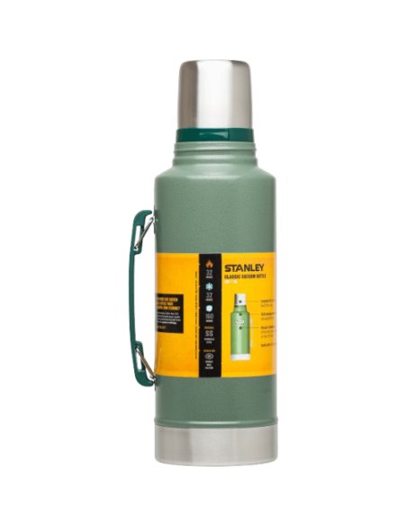 Stanley Termoska Classic Vacuum Insulated Bottle 1,9L Zelená Balenie Zozadu