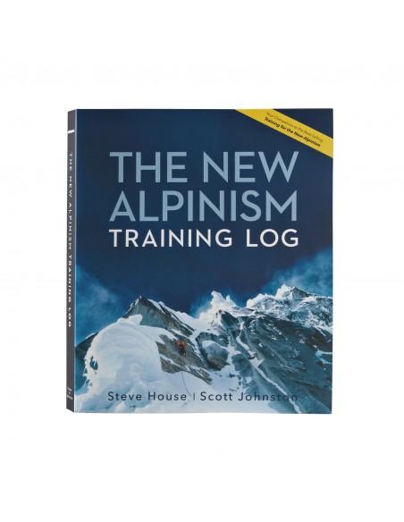 Patagonia The New Alpinism Training Log Kniha Špirálová Väzba Obal Spredu
