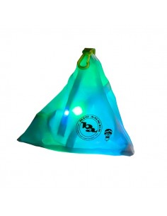 Big Agnes Kempové Svetlo Do Stanu mtnGLO Zelená Modrá