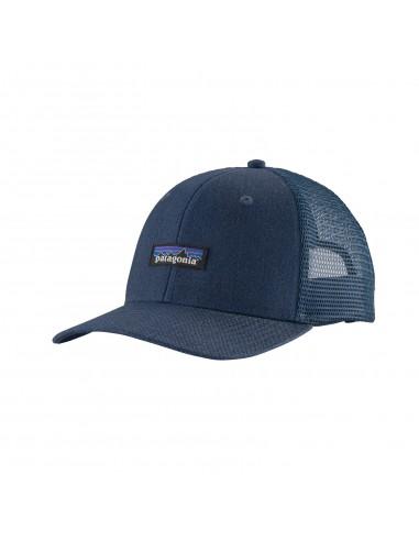 Patagonia Tin Shed Mesh Cap P-6 Logo: Stone Blue (PLSO) Čiapka Šiltovka