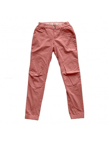 Looking for Wild Woman Technical Pants Layla Peak Old Pink Offbody Front