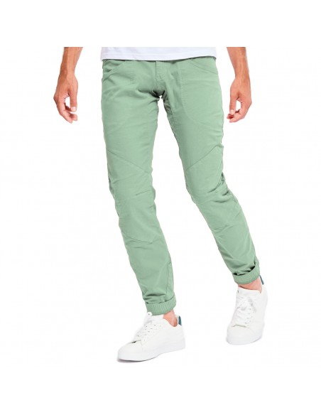 Looking for Wild Mens Technical Pants Fitz Roy Storm Onbody Front