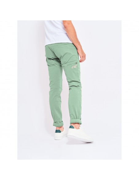Looking for Wild Mens Technical Pants Fitz Roy Storm Onbody Back