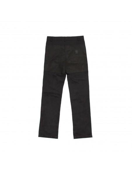 Topo Desings Pánske Nohavice Dual Pants Čierna Offbody Zozadu