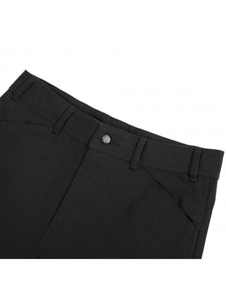Topo Desings Pánske Nohavice Dual Pants Čierne Offbody Detail