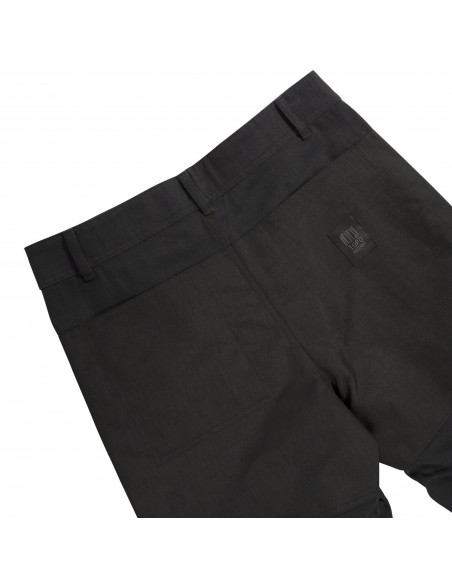 Topo Desings Pánske Nohavice Dual Pants Čierna Offbody Detail 3