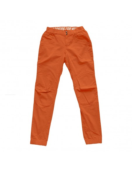 Looking for Wild Woman Technical Pants Layla Peak Candied Orange Offbody Front