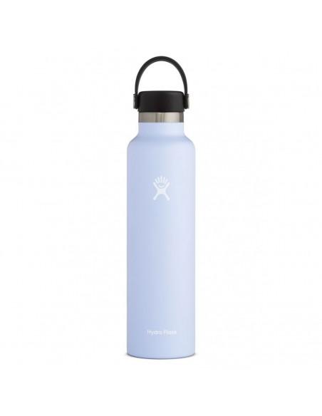 Hydroflask 24 oz Fľaša Termoska So Štandardným Hrdlom A Uzáverom Flex Cap Hmlová Šedá