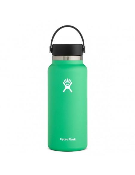 Hydroflask 32 oz Termoska So Širokým Hrdlom Verzia 2.0 Mätová Zelená