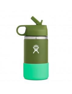 Hydroflask 12 Oz Detská Fľaša Termoska Verzia 2.0 Olivová Zelená