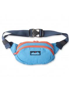 Kavu Belt Bag Canvas Spectator Fjord Blue Front