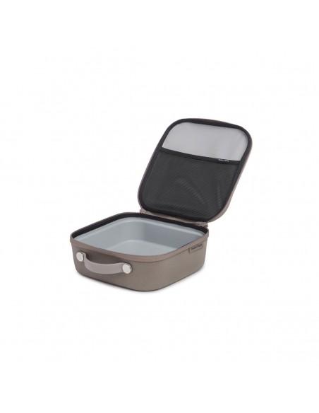 Hydroflask Obedár Lunch Box Malý Hríbová Hnedá Otvorený