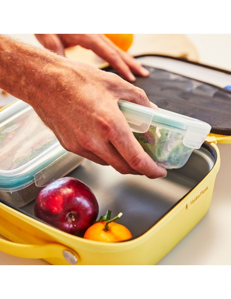 Hydroflask Obedár Lunch Box Malý Slnečnicová Žltá Balenie 2