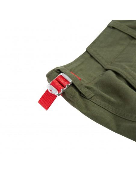 Topo Desings Pánske Nohavice Kapsáče Cargo Pants Offbody Detail Pútko