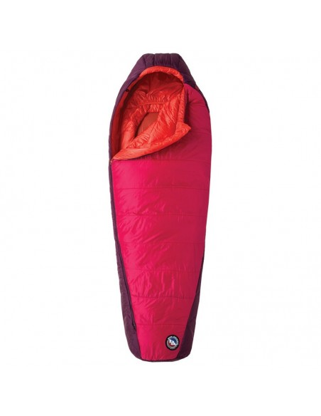 Big Agnes Sunbeam 30 Petite Right Sleeping Bag Open