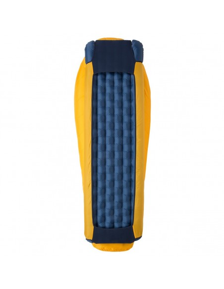 Big Agnes Lost Dog 30 Sleeping Bag Back