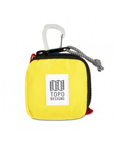 Topo Designs Štvorcová Taška Žltá