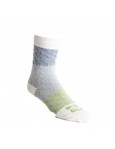 United by Blue Konopné Ponožky Tacony Svetlá Modrá