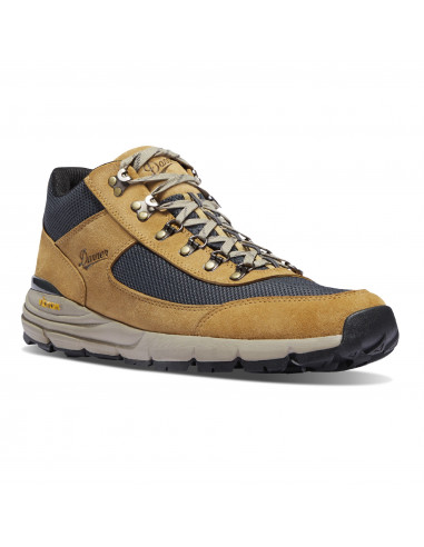 """Danner Mens Hiking Shoes South Rim 600 4"""" Sand Front"""