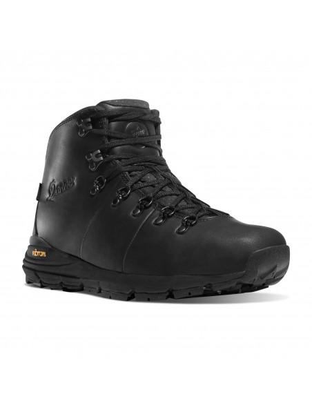 Danner Mountain 600 4.5 Karbónová Čierna Turistické Topánky Spredu