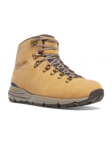 Danner Mountain 600 4.5 Piesková Žltá Turistické Topánky Spredu