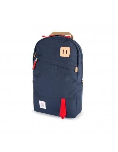Topo Desings Batoh Ruksak Daypack Classic Navy Modrá Spredu