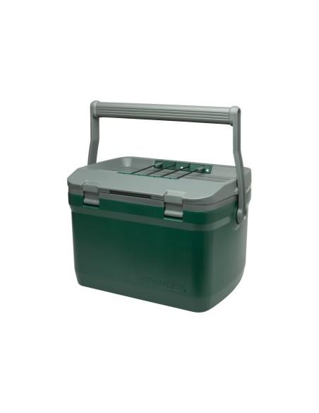 Stanley Chladiaci Box Adventure Cooler 15L Zelená Uhol 1