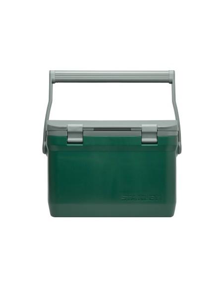 Stanley Chladiaci Box Adventure Cooler 15L Zelená Spredu