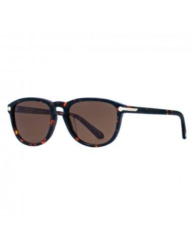 Ovan Slnečné Okuliare RAN Tmavá Havana Uhol