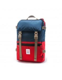 Topo Designs Ruksak Batoh Rover Pack Tmavomodrá Červená