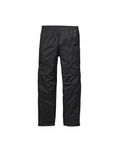 Patagonia Mens Torrentshell Pants Black Offbody Front