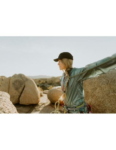 Topo Designs Ultralight Jacket Glacier Lifestyle 2