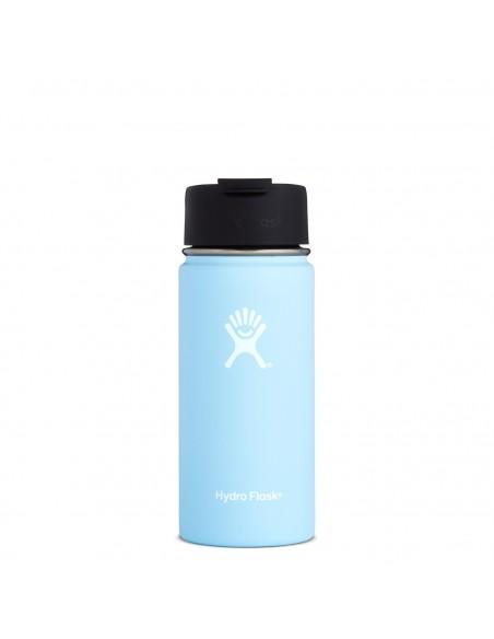 Hydroflask 16 oz Termoska Na Kávu So Širokým Hrdlom A Bezpečnostným Uzáverom Hmlovo Sivá