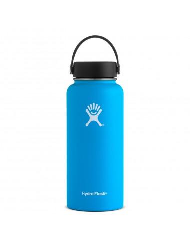 Hydroflask 32 oz Termoska So Širokým Hrdlom Modrá
