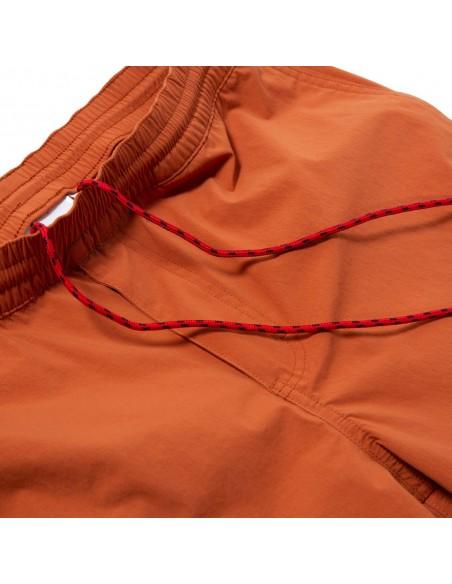 Topo Designs Mens Global Shorts Clay Offbody Detail 2