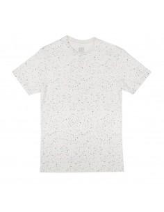 Topo Designs Cosmos Tričko Naturálna Biela Offbody Spredu