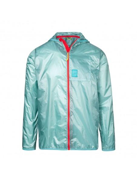 Topo Designs Ultralight Jacket Glacier Offbody Front