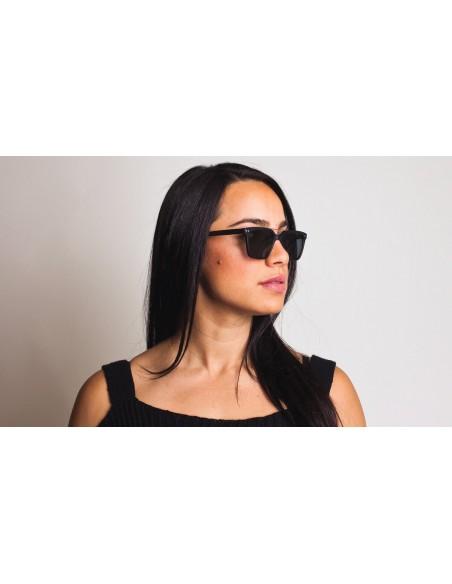 Proof Slnečné Okuliare 45th Parallel Eco Matná Čierna Polarizované Uhol 2 Onbody