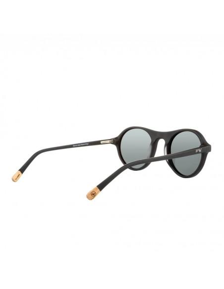 Proof Slnečné Okuliare Midway Eco Čierna Polarizované Uhol 2 Offbody