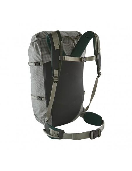 Patagonia Backpack Ascensionist 30L Cave Grey Back