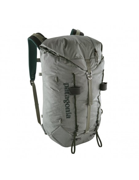 Patagonia Backpack Ascensionist 30L Cave Grey Front