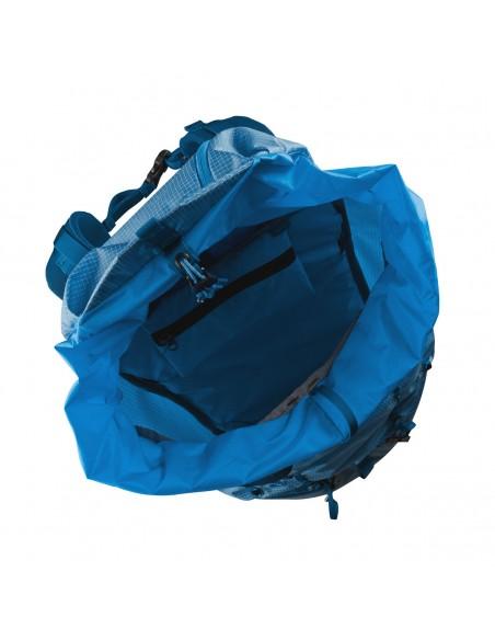Patagonia Backpack Ascensionist 30L Balkan Blue Open