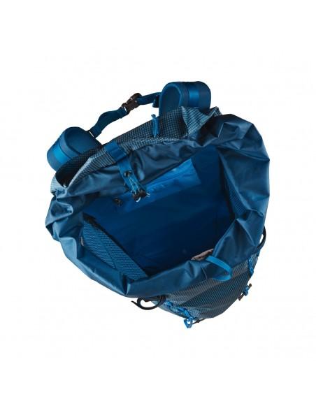 Patagonia Backpack Ascensionist 40L Balkan Blue Open