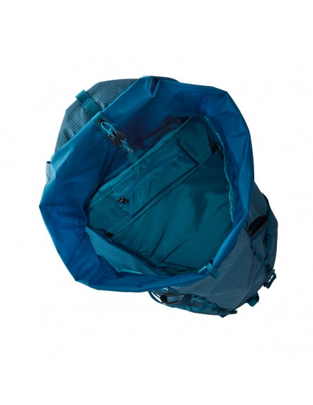 Patagonia Backpack Ascensionist 40L Balkan Blue Open 2