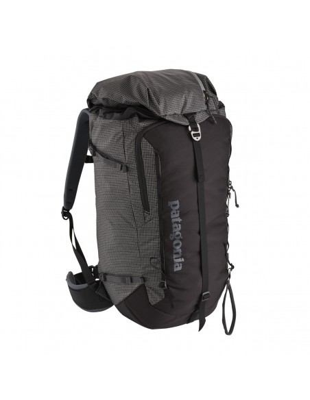 Patagonia Backpack Descensionist Pack 40L Ink Black Front